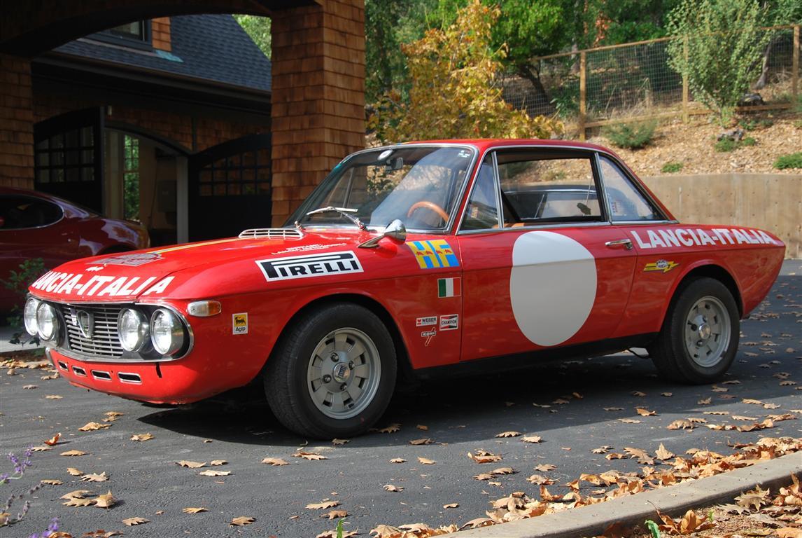 1968 Lancia Fulvia Rallye 1.3 Coupe For Sale