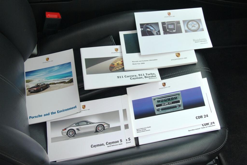 2006 Porsche Cayman For Sale