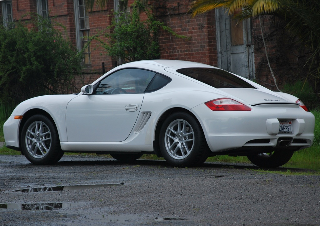 2008 Cayman Tiptronic 26 5k Miles 1 Owner Excellent