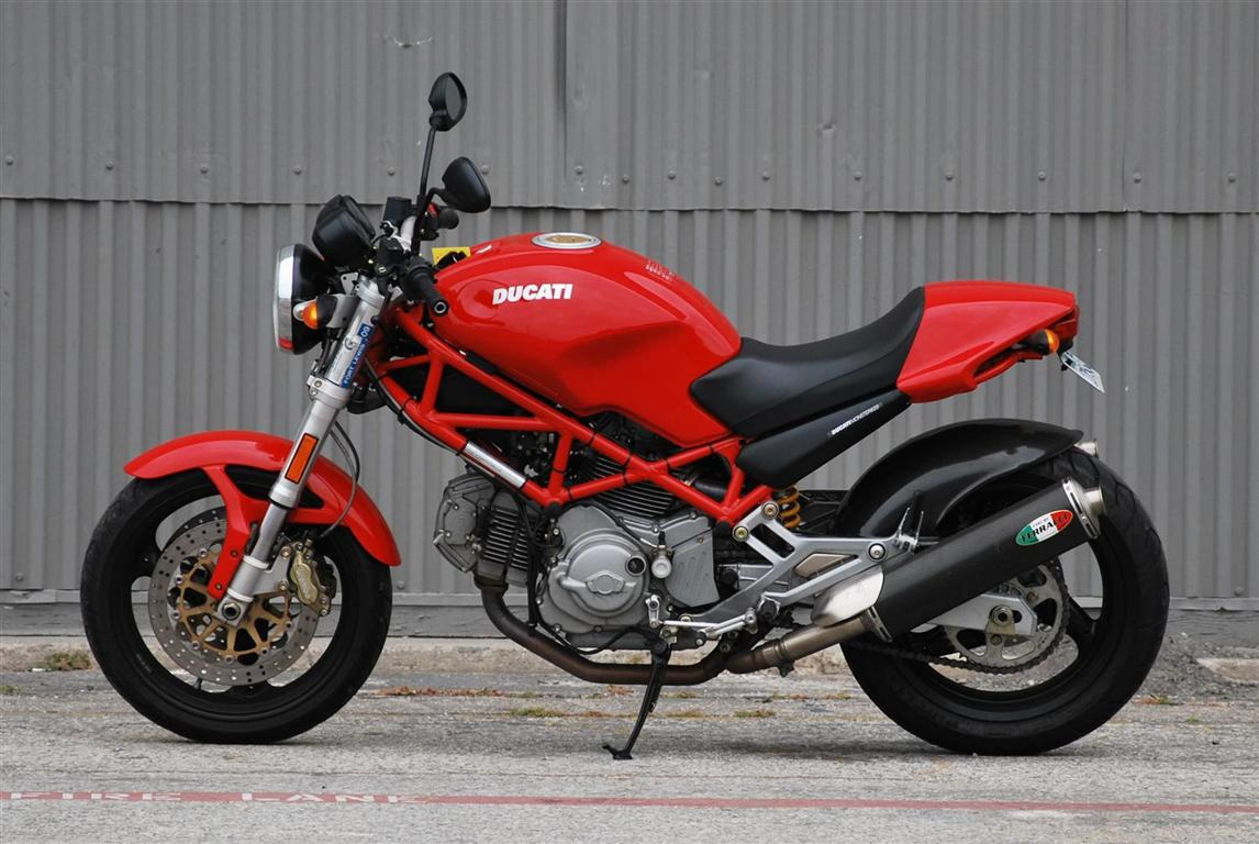 2005 Ducati Monster M620 For Sale « The Motoring Enthusiast