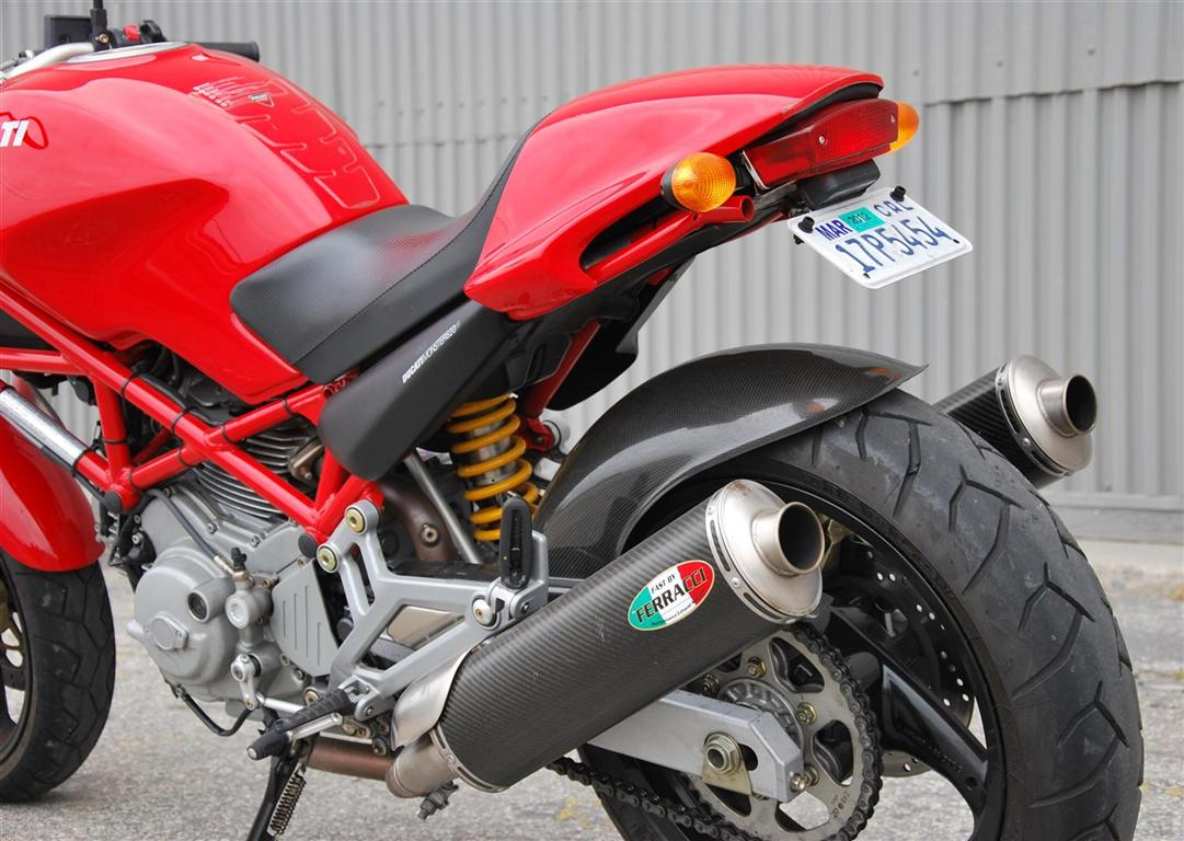 2005 Ducati Monster 620 for sale