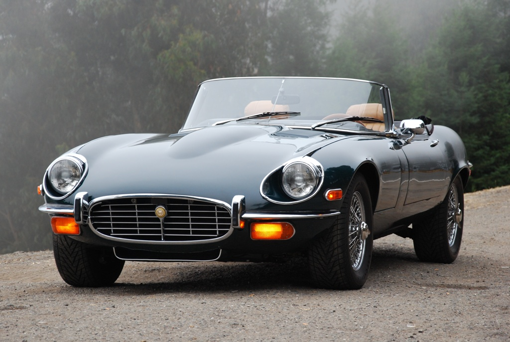 1974 Jaguar E-Type Series III V12 OTS Roadster for sale