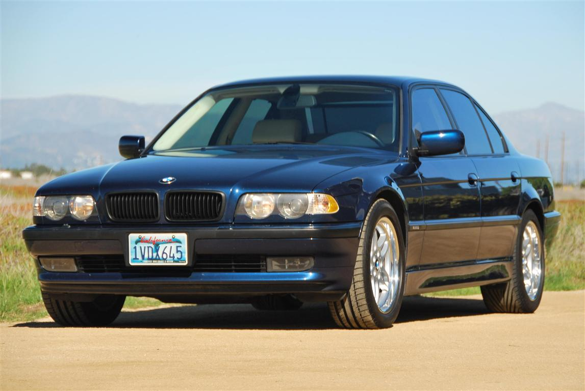 2001 BMW 740i Sport for sale