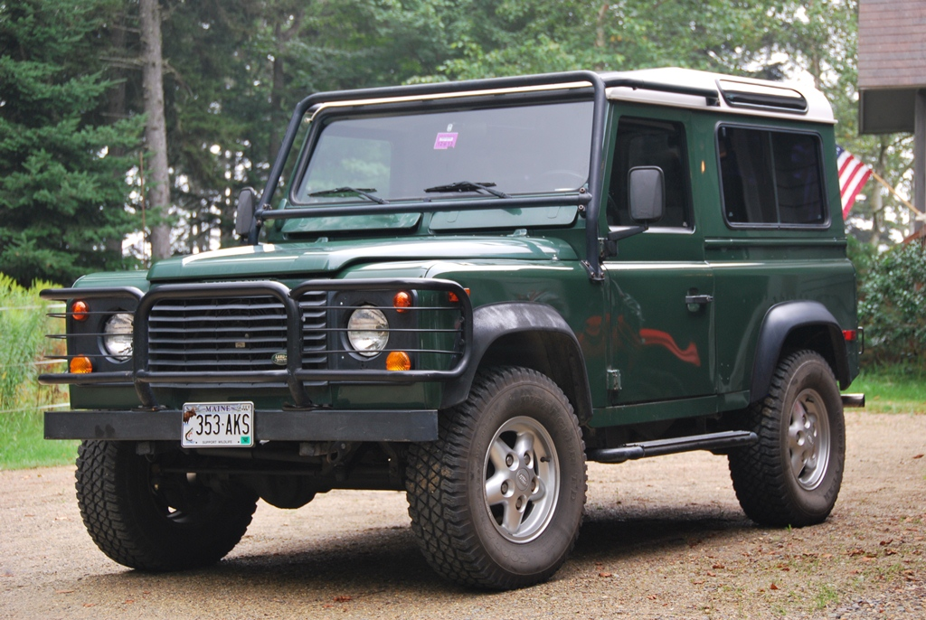 1995 Land Rover Defender 90 Station Wagon for sale