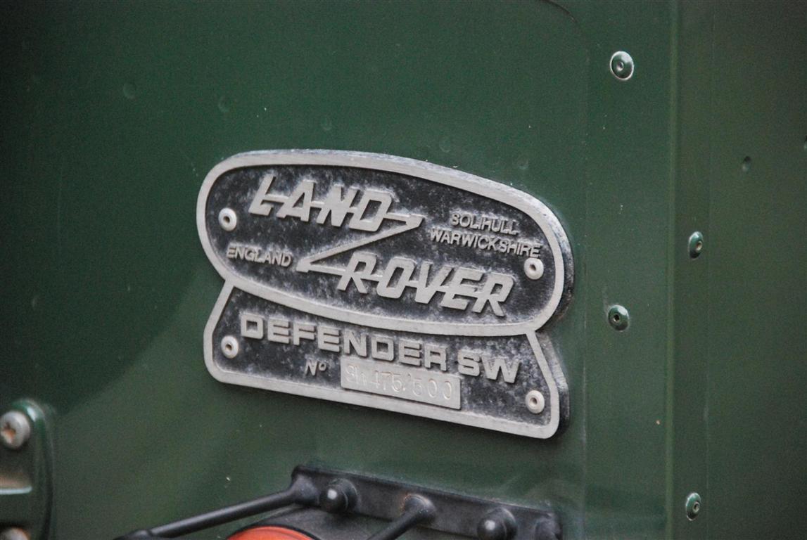 1995 Land Rover Defender 90 D90 Station wagon For Sale