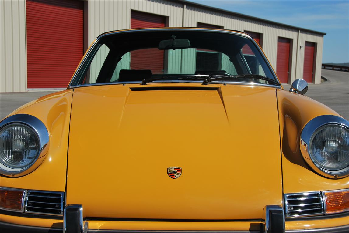 1969 Porsche 912 Targa For Sale
