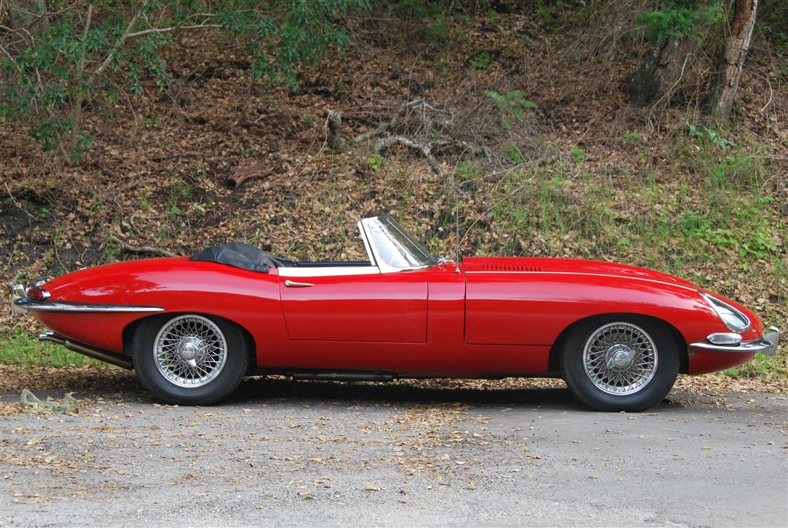 1963 Jaguar XKE E-Type OTS Roadster for sale