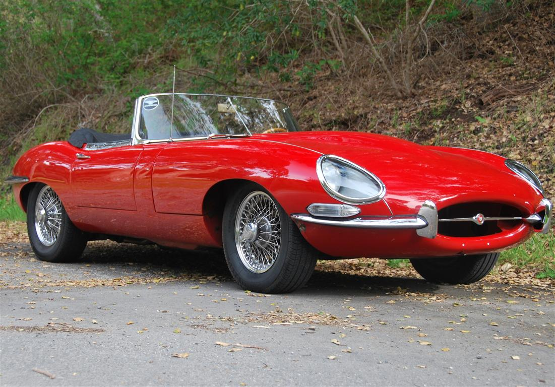 1963 Jaguar E Type Roadster For Sale The Motoring Enthusiast 1953 Series I 38 Ots