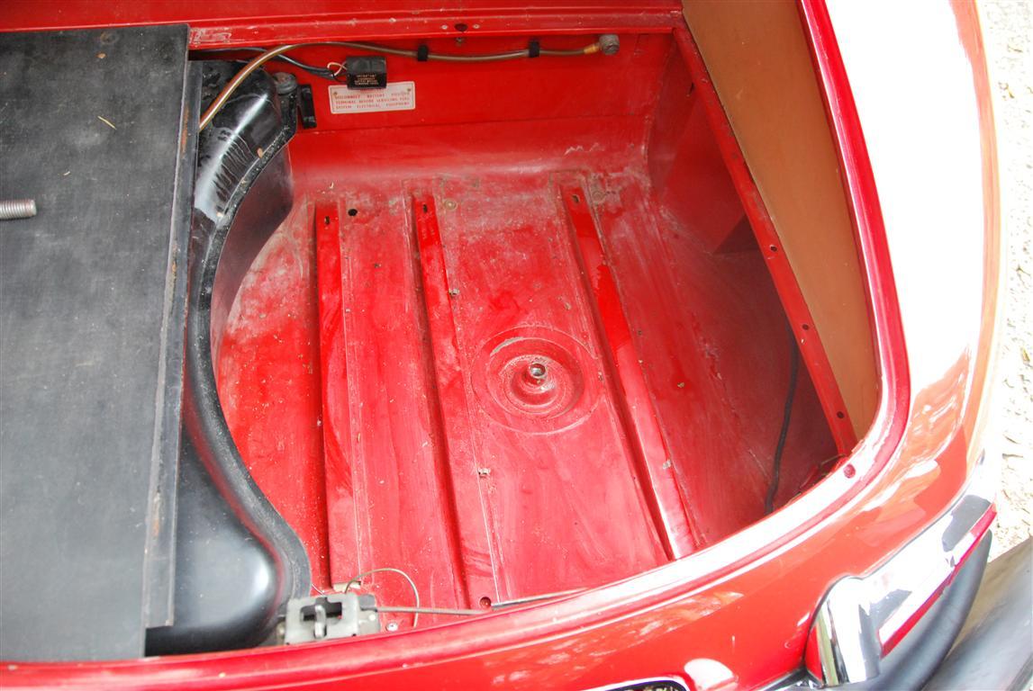 1963 Jaguar E-Type Roadster Series I 3.8 OTS For Sale