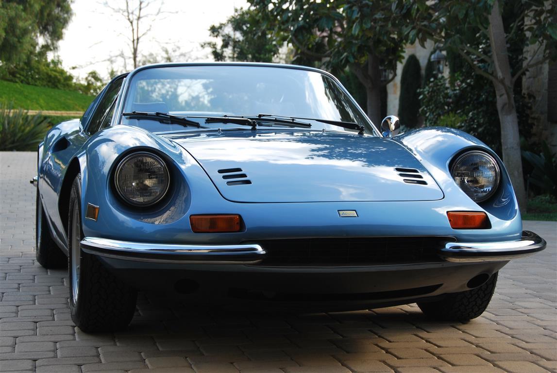 1974 Ferrari 246 GTS Dino For Sale