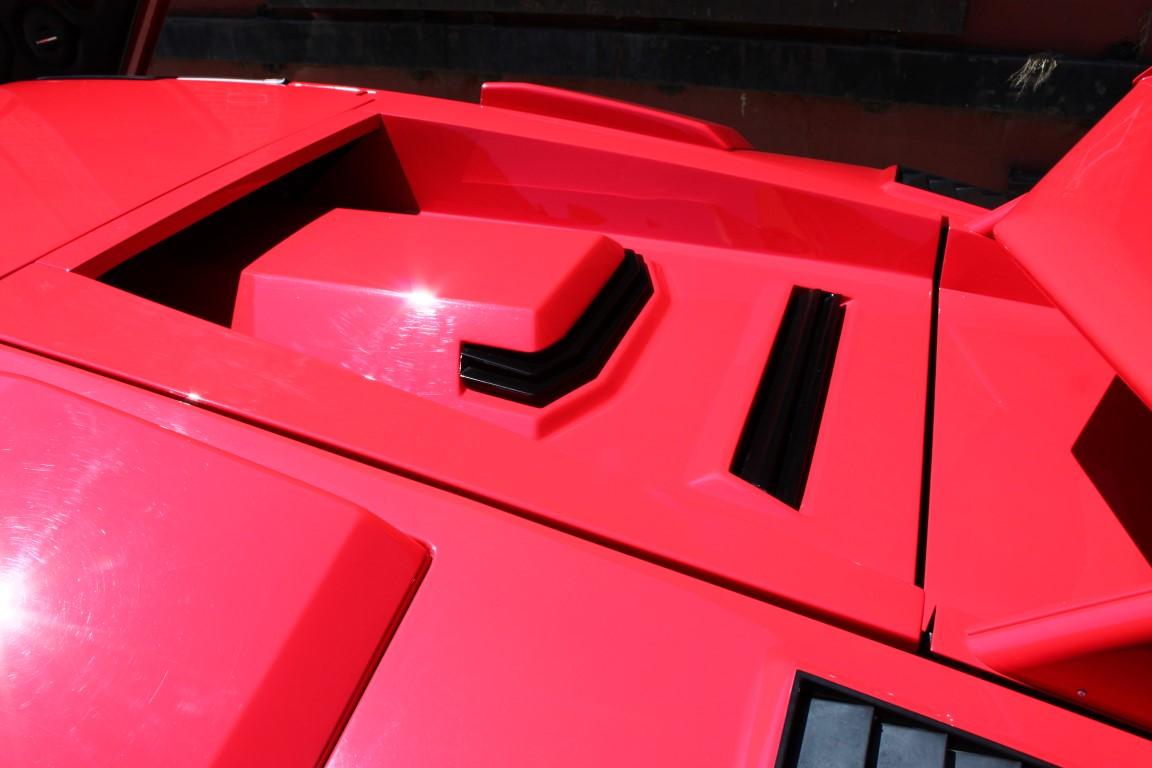1986 Lamborghini Countach 5000 Quattrovalvole Downdraft For Sale