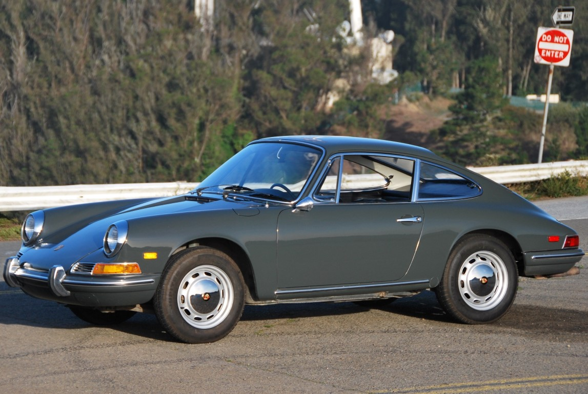 1968 Porsche 912 Coupe For Sale « The Motoring Enthusiast
