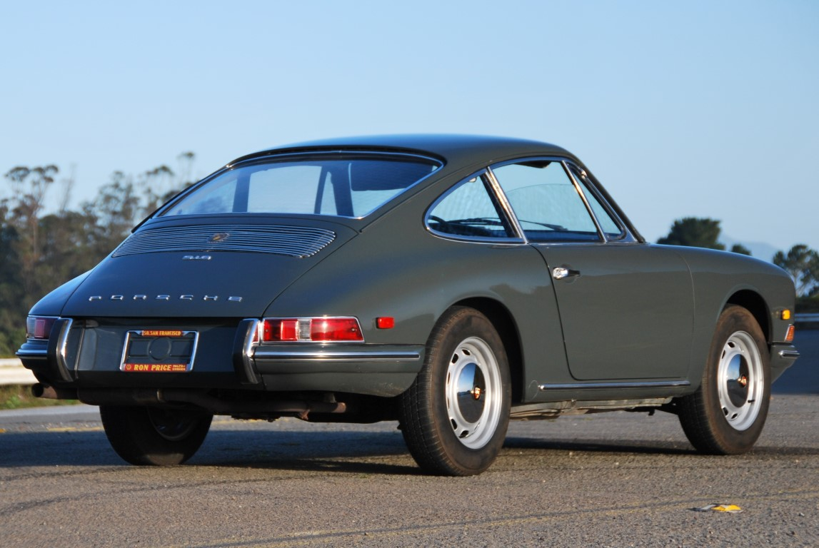 1968 porsche 912 coupe for sale 171 the motoring enthusiast