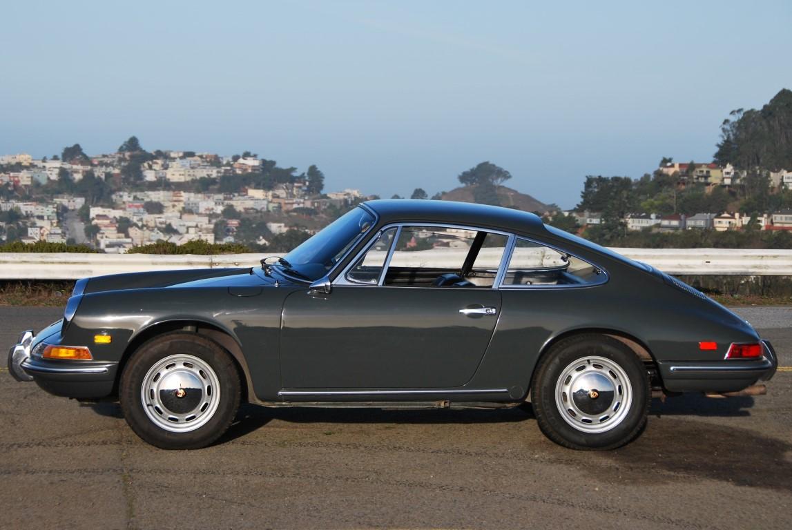 1968 Porsche 912 Coupe For Sale