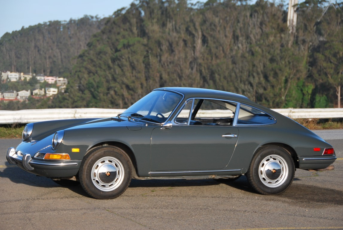 1968 porsche 912 coupe for sale the motoring enthusiast. Black Bedroom Furniture Sets. Home Design Ideas