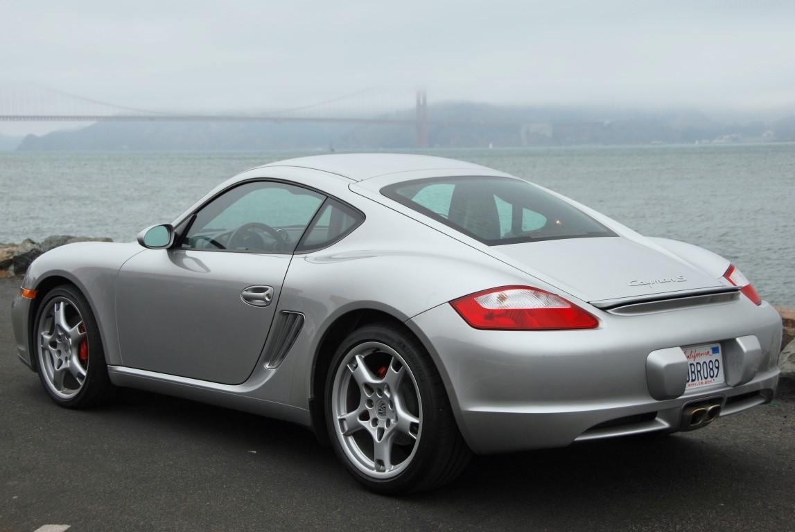 2006 Porsche Cayman S For Sale  U00ab The Motoring Enthusiast