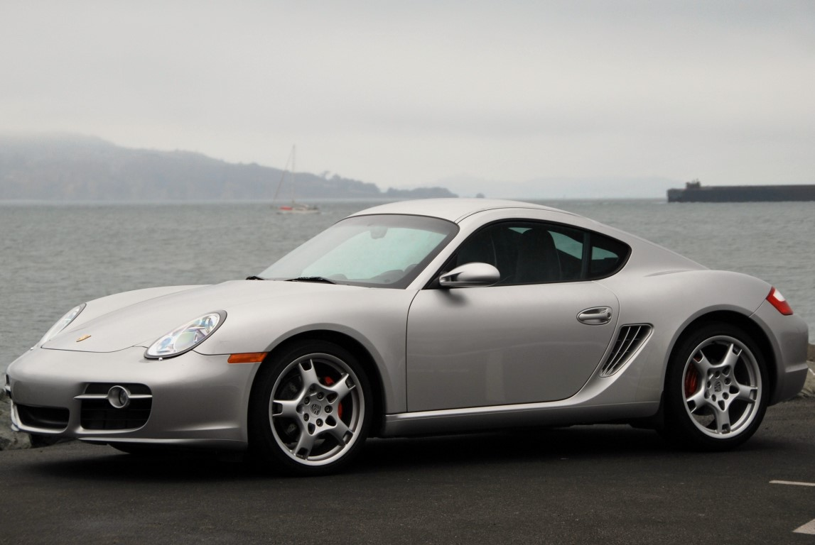 2006 porsche cayman s for sale the motoring enthusiast. Black Bedroom Furniture Sets. Home Design Ideas