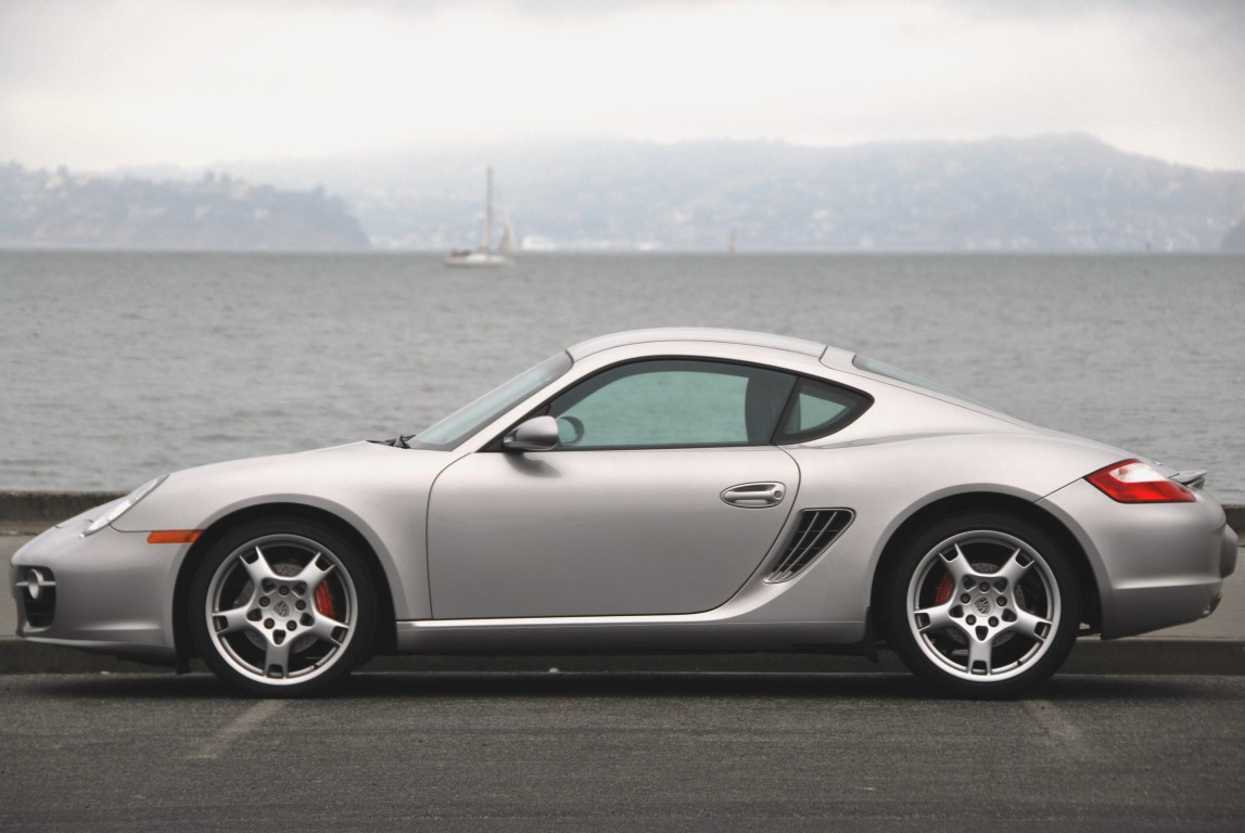 2006 Porsche Cayman S for sale