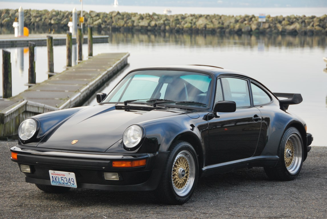 1986 Porsche 930 Turbo or sale