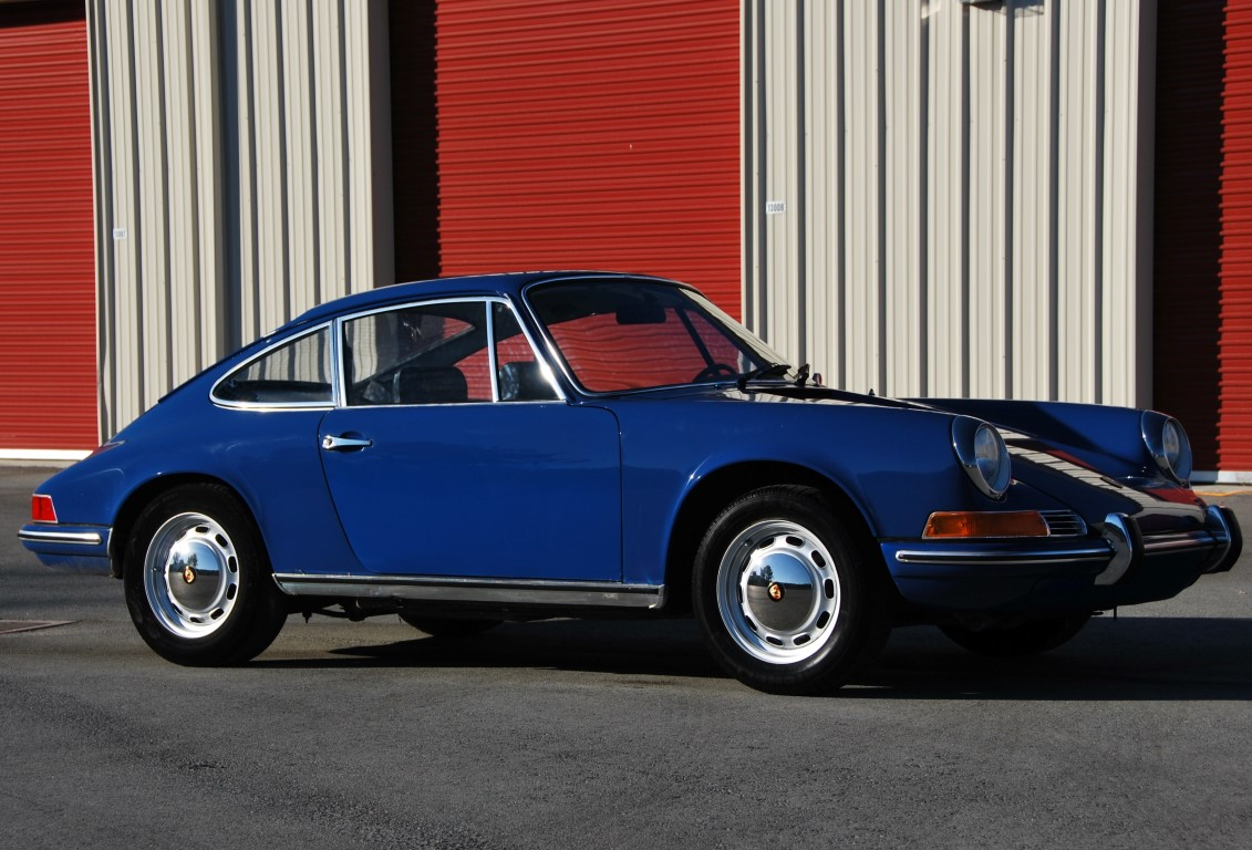 ossi blue 1969 porsche 912 coupe for sale