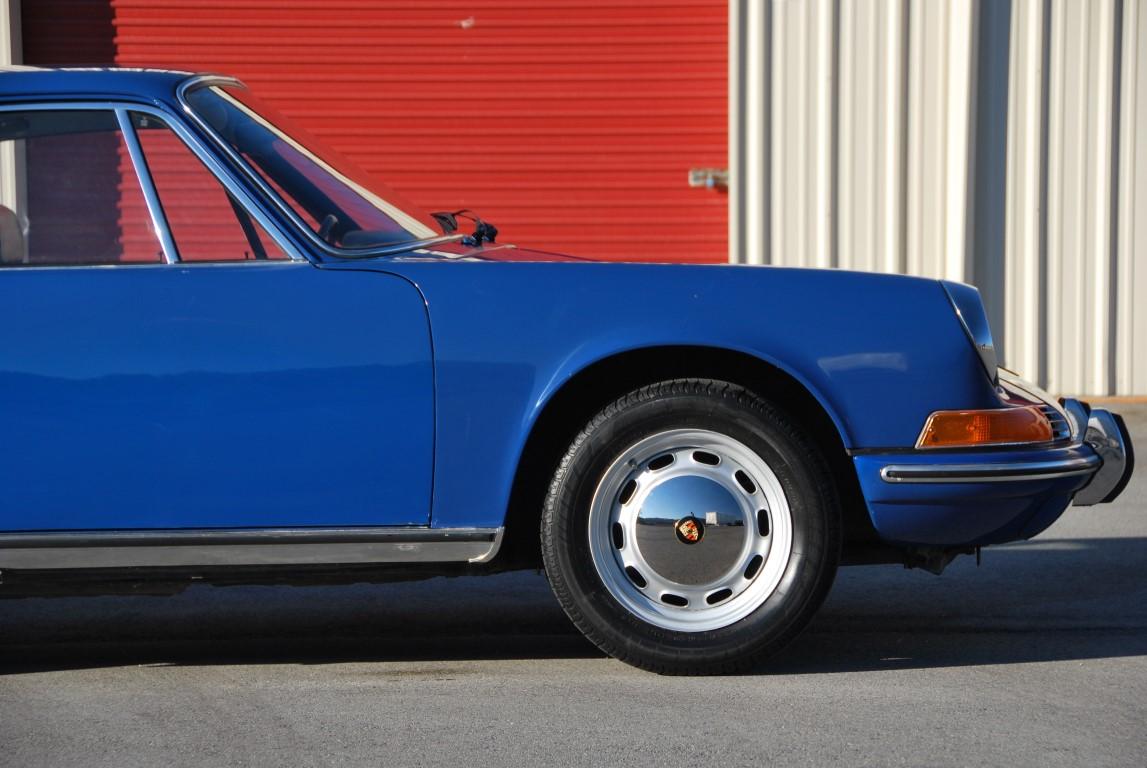 1969 Porsche 912 Coupe For Sale