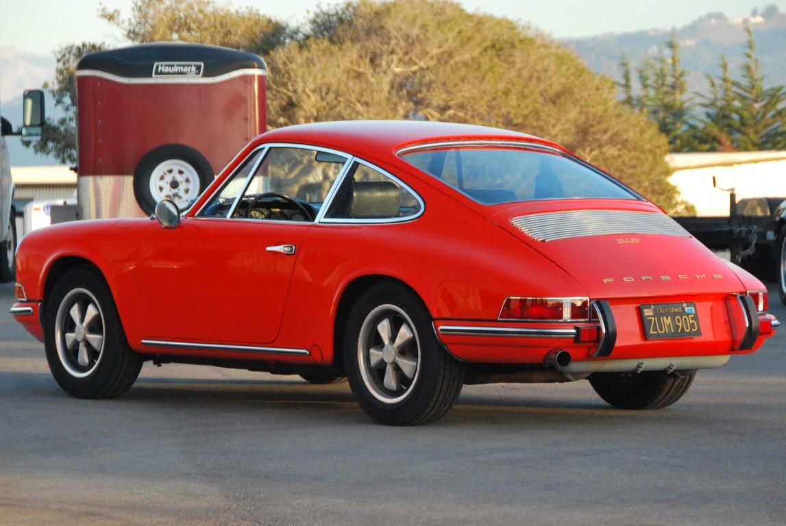 1969 Porsche 911T Coupe For Sale