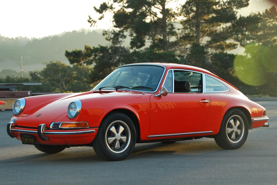 1969 Porsche 911T Coupe For Sale