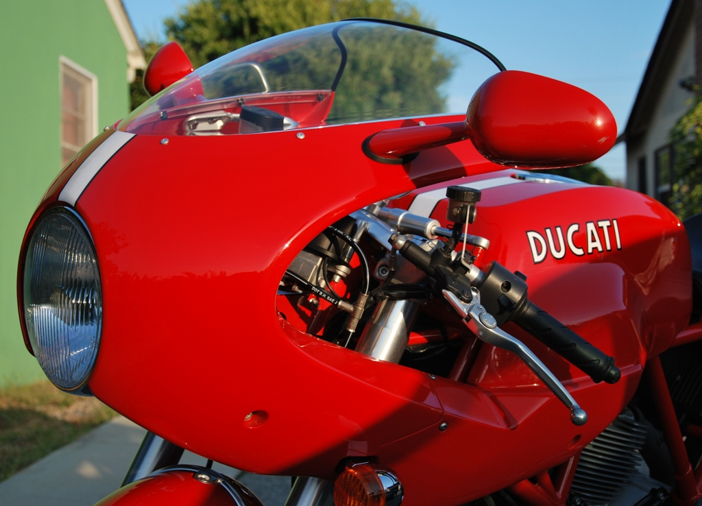 2008 Ducati Sport Classic 1000S for sale