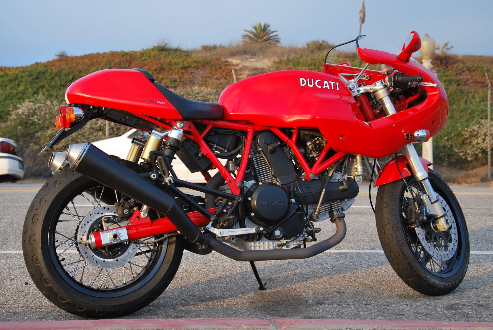 2008 ducati sport classic 1000s for sale  u00ab the motoring