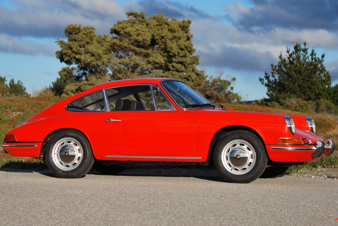 1968 Porsche 912 Coupe for sale