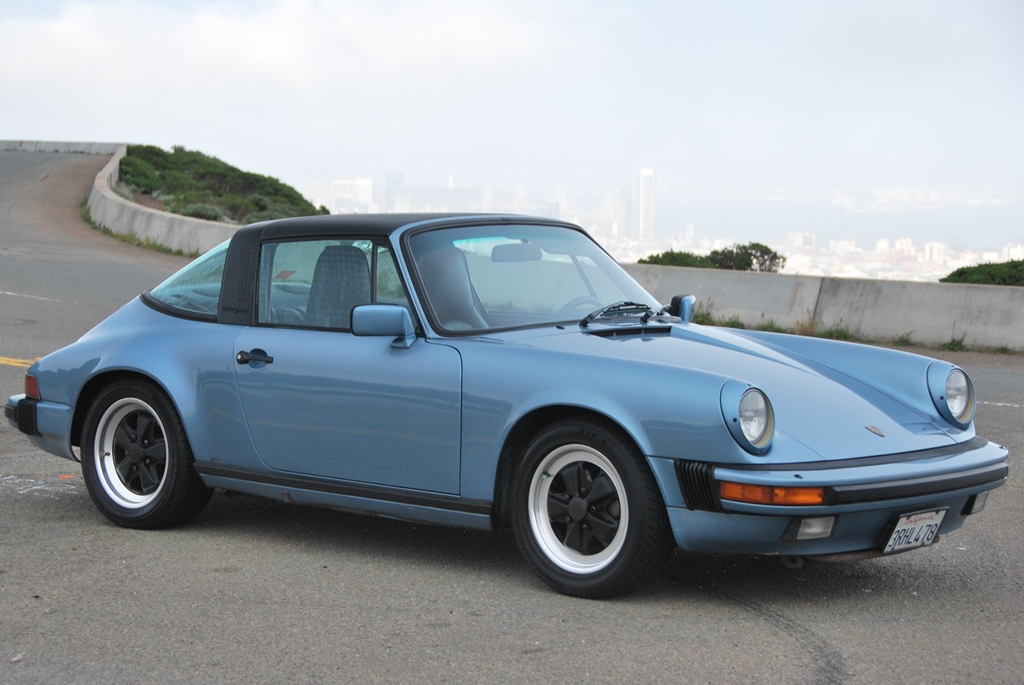 1985 Porsche 911 Carrera 3.2 targa for sale