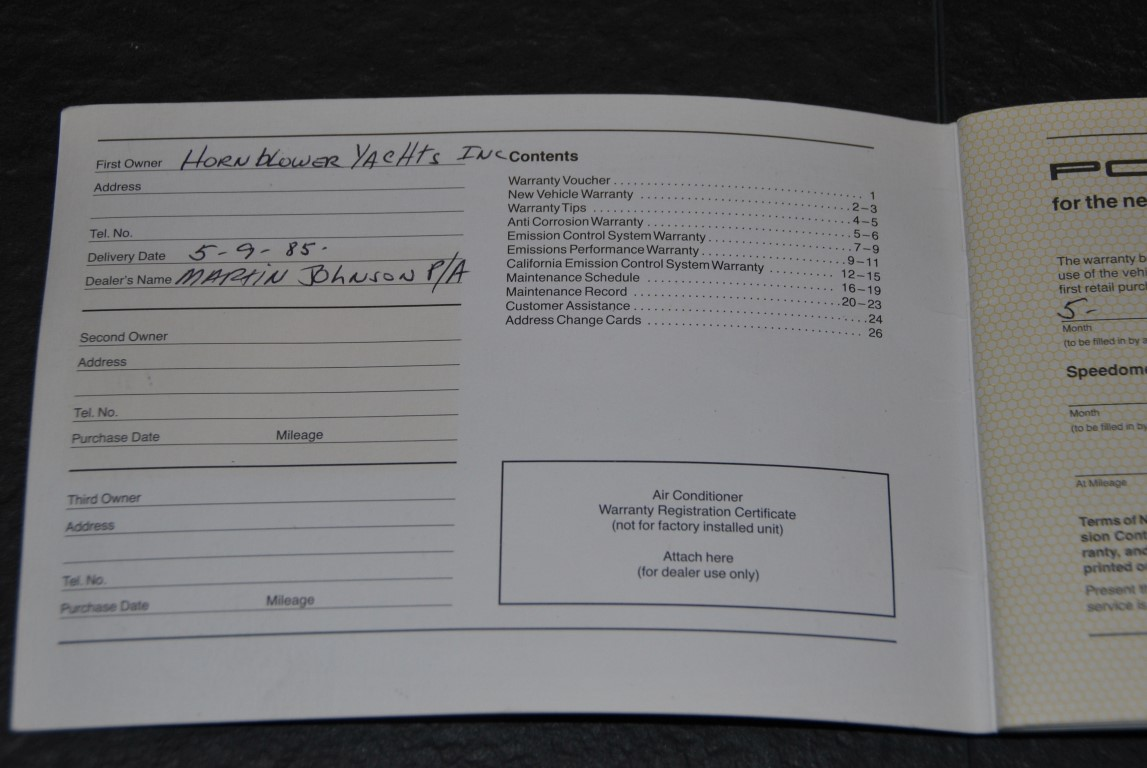 tangerine 1985 porsche 911 Carrera 3.2 targa for sale
