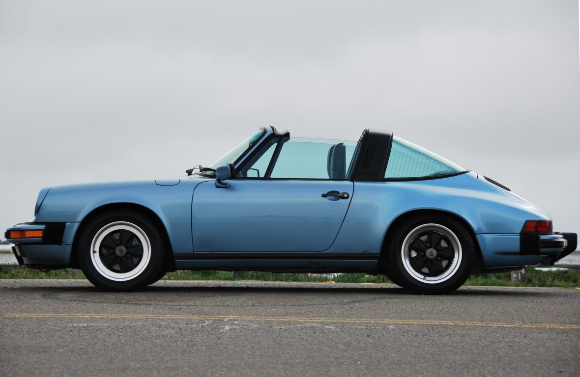 1985 Porsche 911 Carrera 3 2 Targa For Sale 171 The Motoring