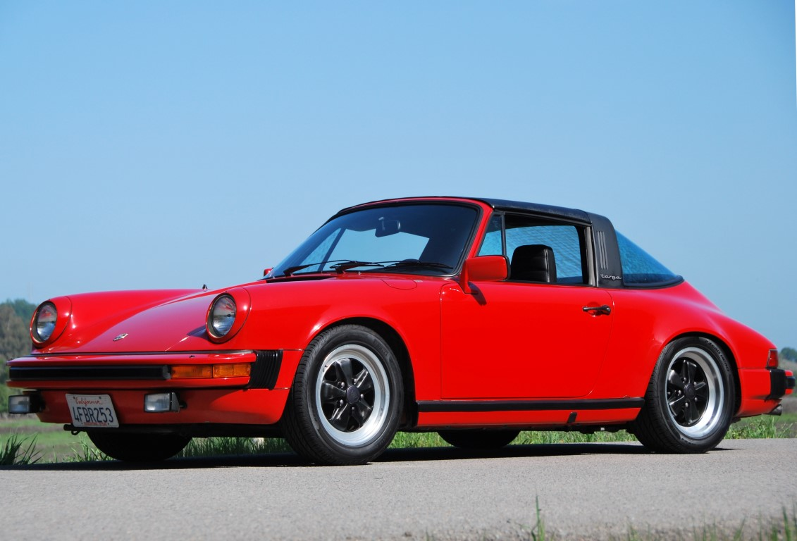 1982 Porsche 911SC Targa For Sale
