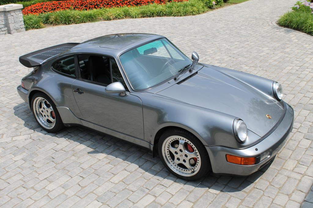 1994 Porsche Turbo 3.6 For Sale