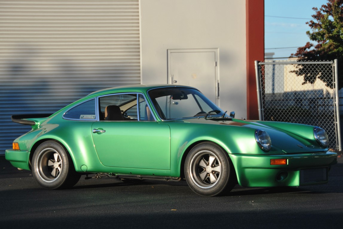 1975 Porsche 911 IROC 3.0 RS R-gruppe for sale