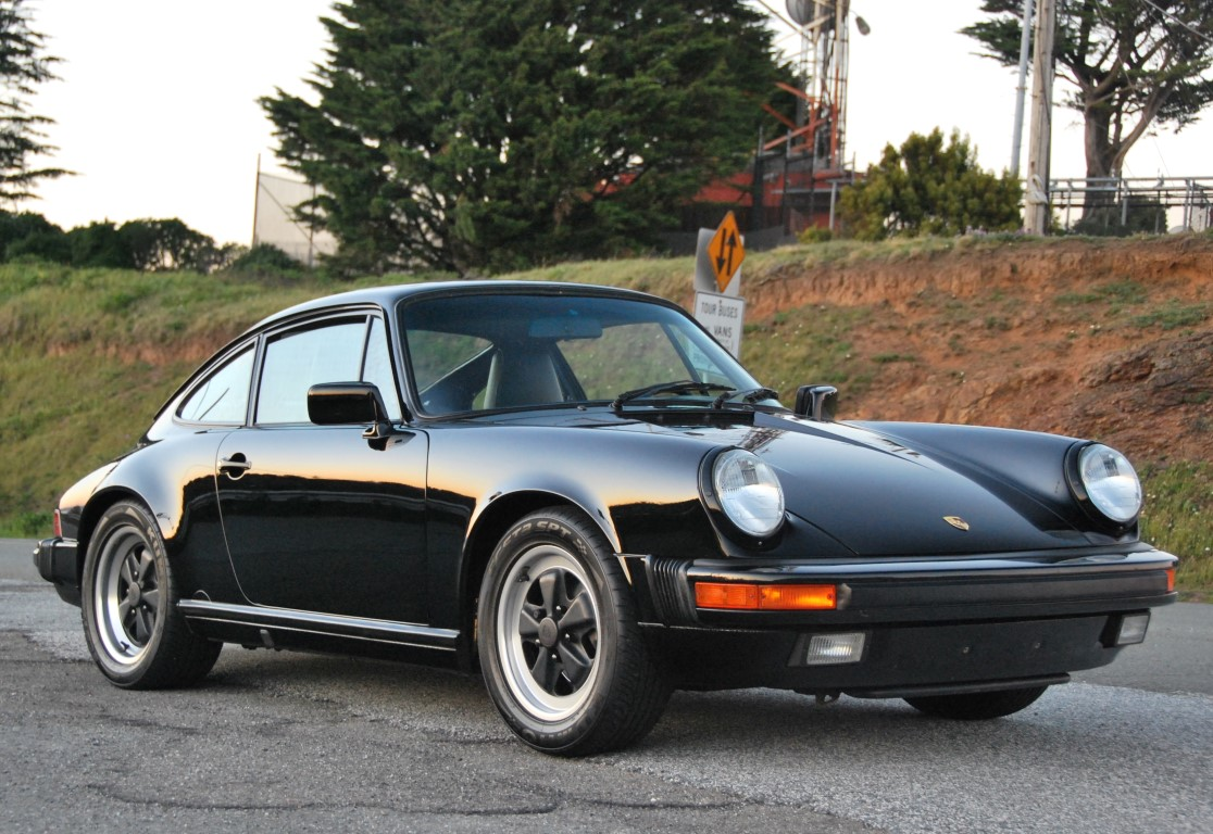 1988 Porsche 911 Carrera 3.2 G50 Coupe for sale