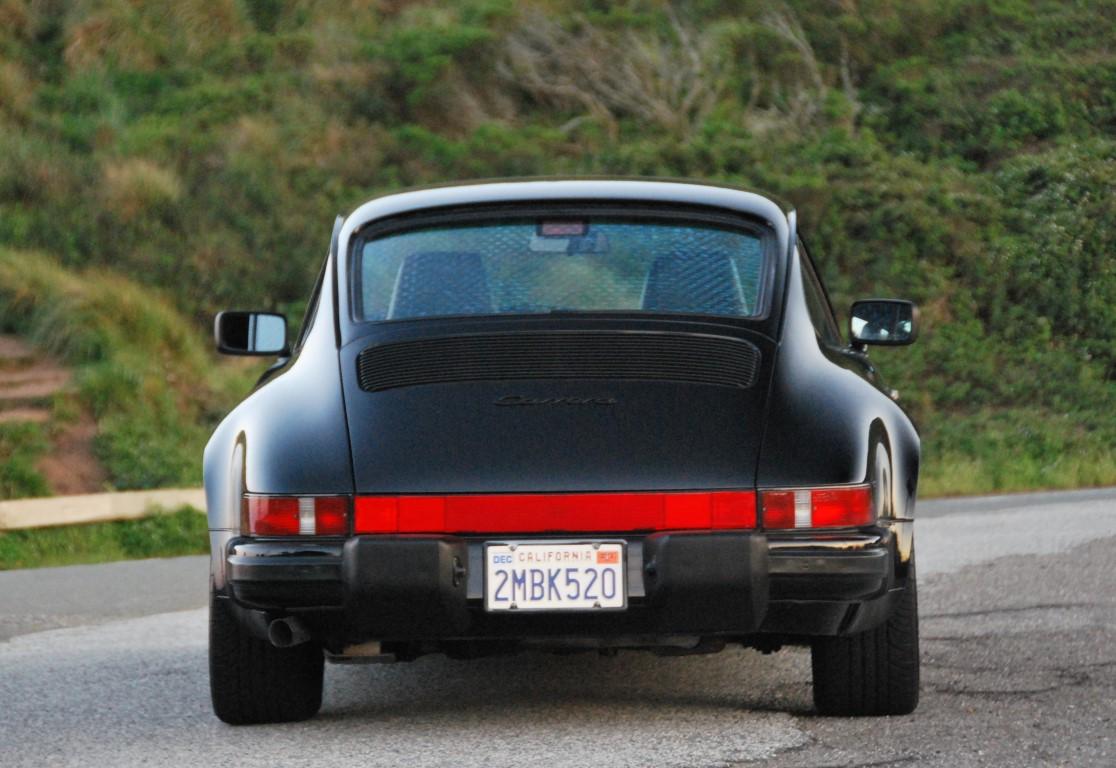 1988 Porsche Carrera 3.2 Coupe for sale