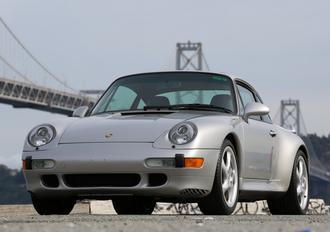 1997 Porsche 993 Twin Turbo for sale