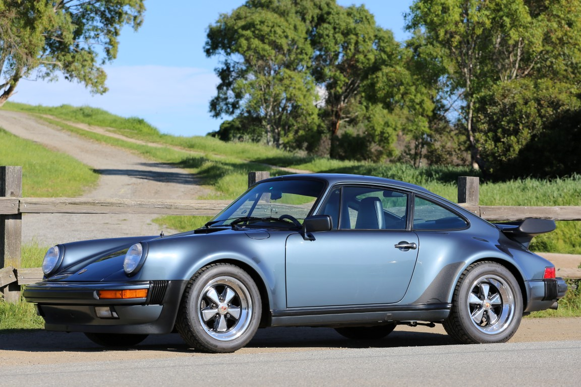 1987 Porsche Carrera 3.2 M491 Turbo Look Coupe For Sale « The ...
