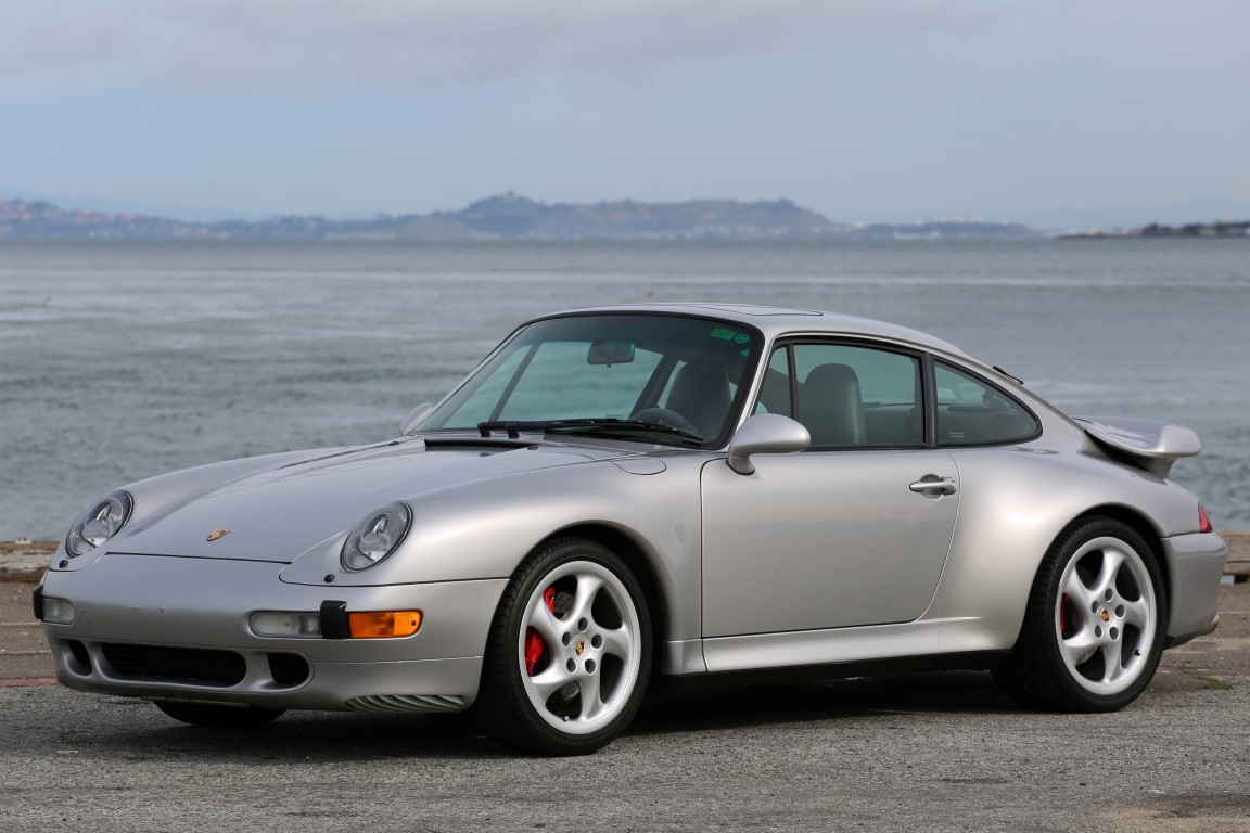 1997 Porsche 993 Twin Turbo For Sale The Motoring Enthusiast 930 Turbos Coupe