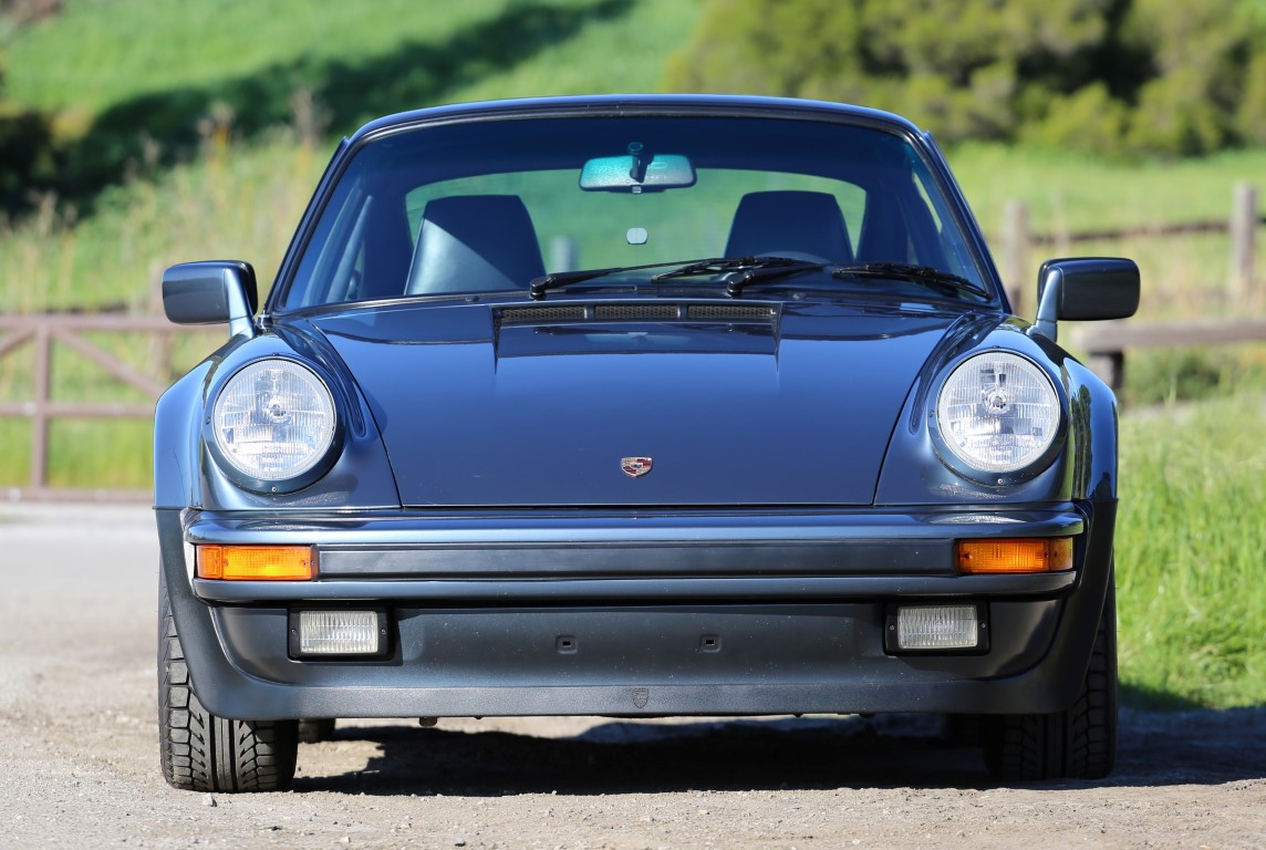1987 Porsche 911 Carrera 3.2 M491 Turbo Look Coupe For Sale