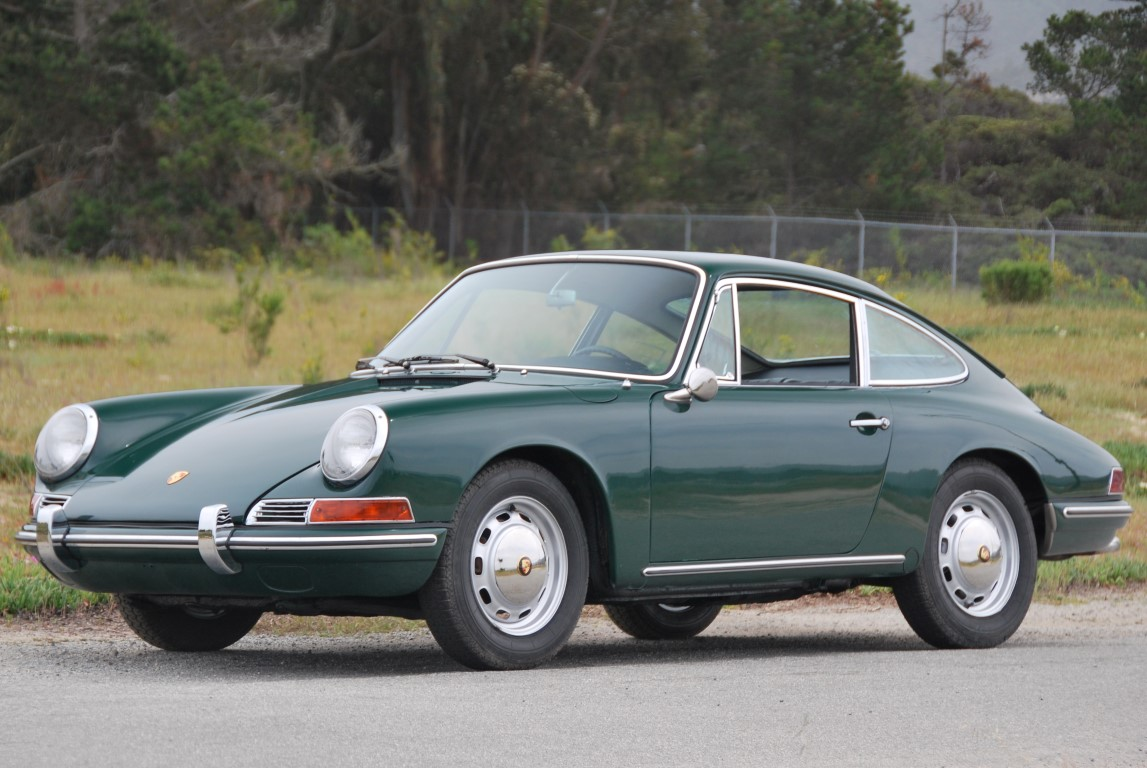 1966 Porsche 912 coupe for sale