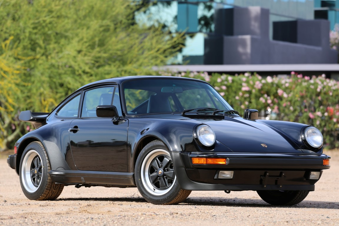 1989 Porsche 930 Turbo Coupe for sale