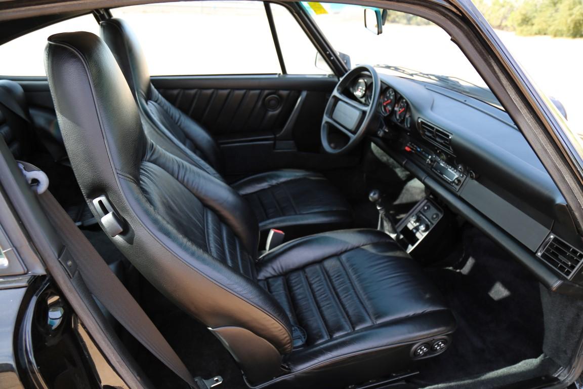 1989 Porsche 930 Turbo Coupe For Sale