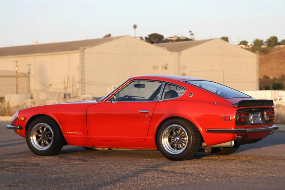 1973 Datsun 240Z Coupe For Sale