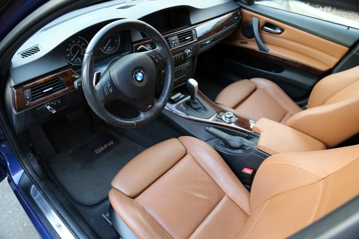 Le Mans Blue 2011 BMW 335d M-Sport For Sale